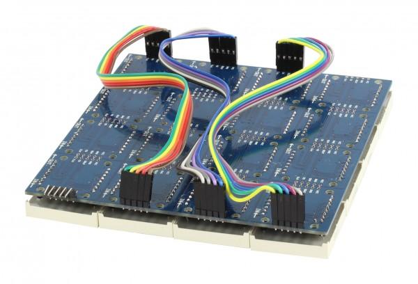 4duino Módulo LED DOT Matrix 16 en 1