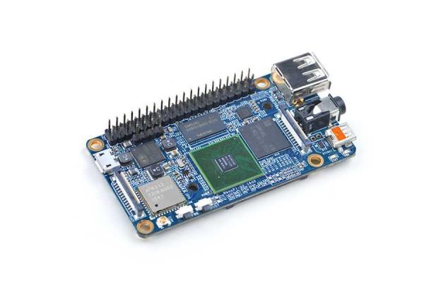 FriendlyELEC NanoPi S2 - QuadCore Samsung Cortex-A9