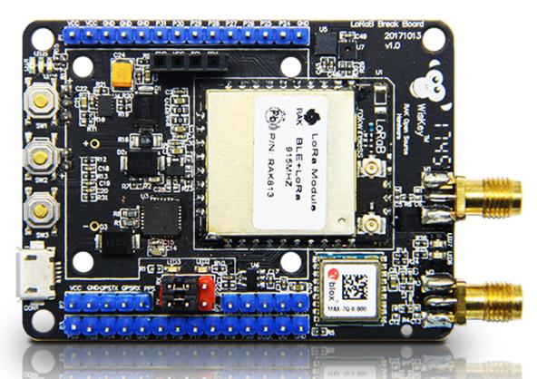 RAK Wireless WisTrio LPWAN Tracker 815