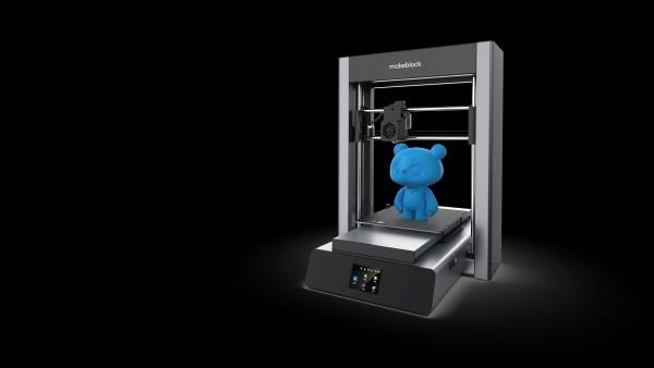 "Makeblock STEAM Impresora 3D ""mCreate"""