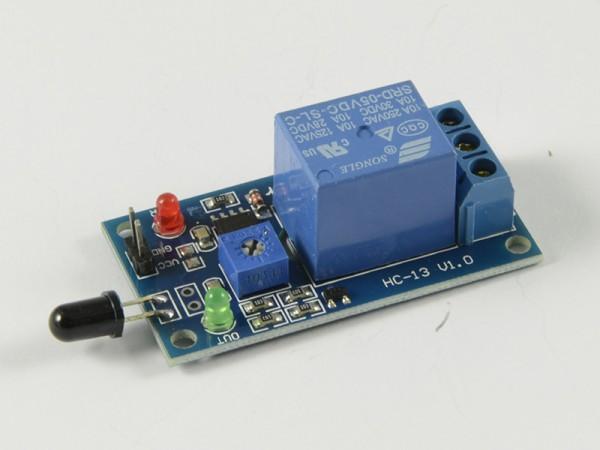 4duino Sensor de llama