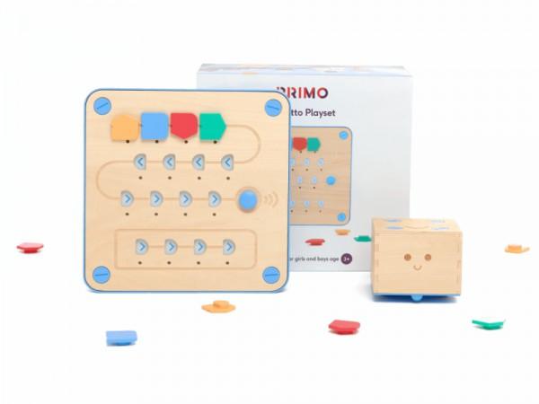 Cubetto Robot de codificación de madera (Montessori)