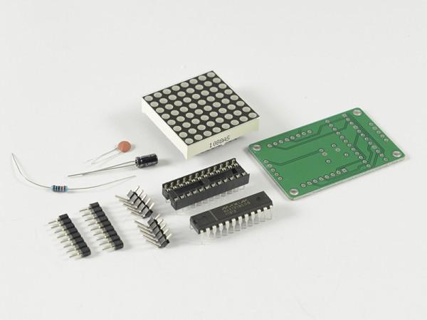 4duino Matriz LED 8x8 MAX7219