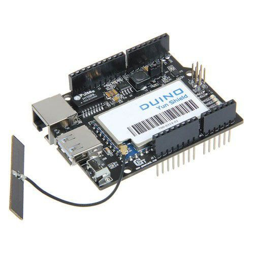 4duino Microcontrolador Yun - compatible Shields Uno
