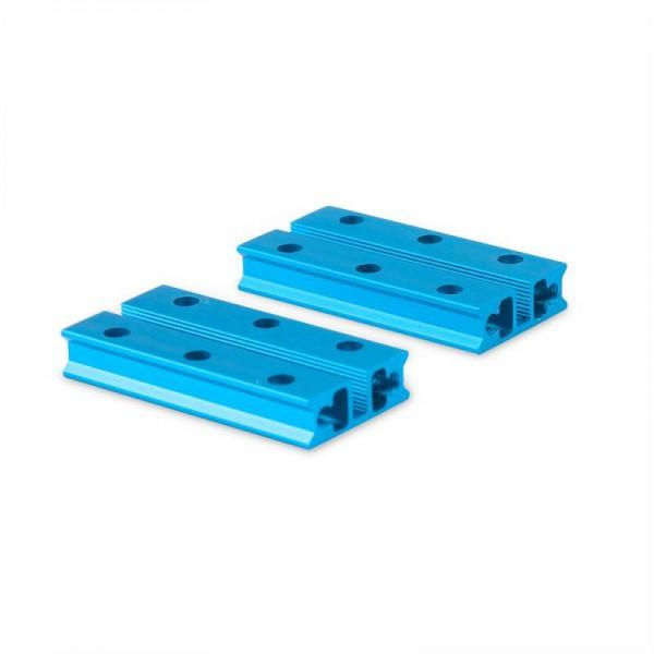 Makeblock Viga deslizadora 0824-048-Azul (Par)