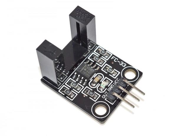 4duino Sensor LM393 fotoeléctrico