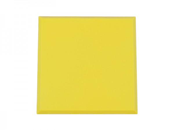 ALLNET Brick'R'knowledge Carcasa amarilla 2x2 Pack de 10uds