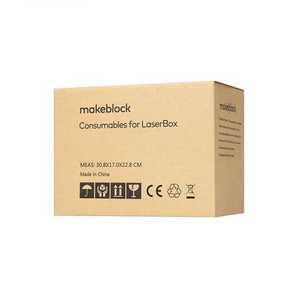 Makeblock STEAM LaserBox Cartón 3.5mm, 45uds