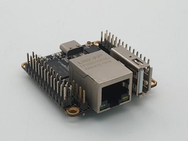 Rock Pi S Modelo 512 MB, sin Bluetooth & WiFi