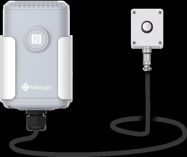 Milesight IoT EM500 Sensor de luminosidad LoRaWAN
