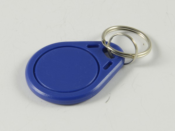 4duino Llavero Tag RFID 125K, azul