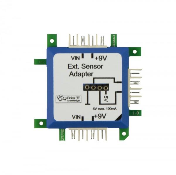 Brick'R'knowledge Adaptador para sensor externo