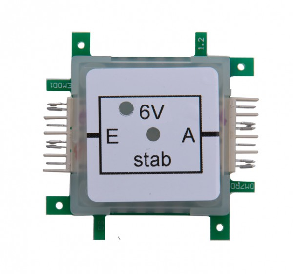 ALLNET Brick'R'knowledge Stabilisator 6V