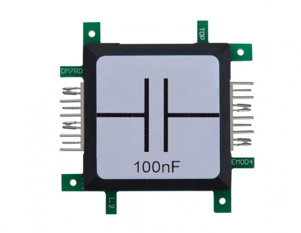 ALLNET Brick'R'knowledge Condensador 100nF 50V