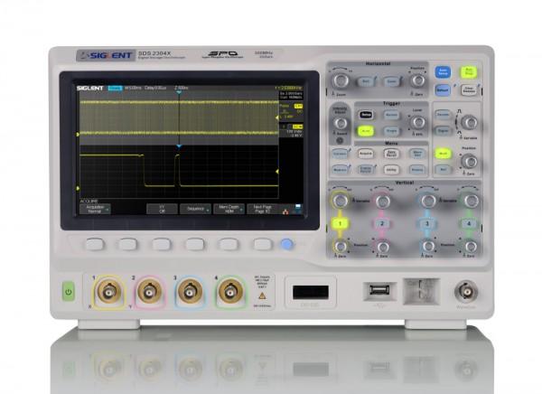 Siglent SDS2074X Osciloscopio 4 Canales