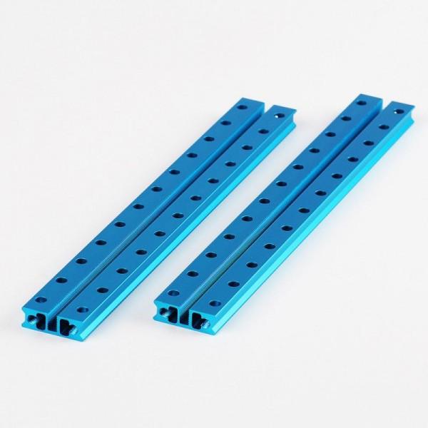 Makeblock Viga deslizadora 0824-192-Azul (Par)