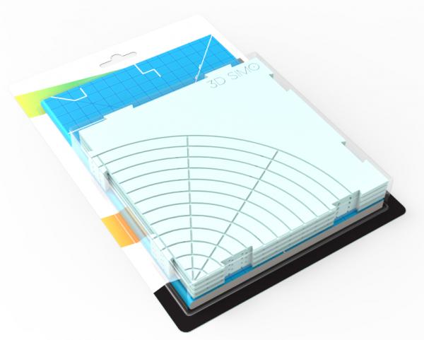 3Dsimo Cuadernos para dibujar de silicona