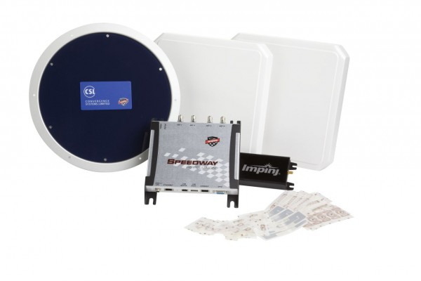 IMPINJ Speedway R420 Evaluation Kit (ETSI)