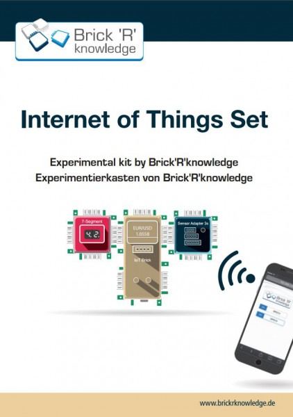 Brick'R'Knowledge Libro Internet of Things