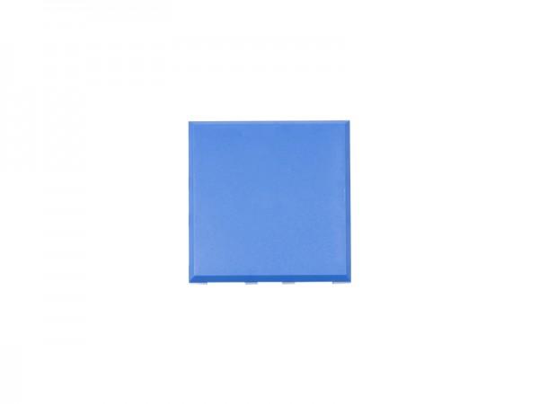 ALLNET Brick'R'knowledge Carcasa de plástico azul 2x2, 10uds