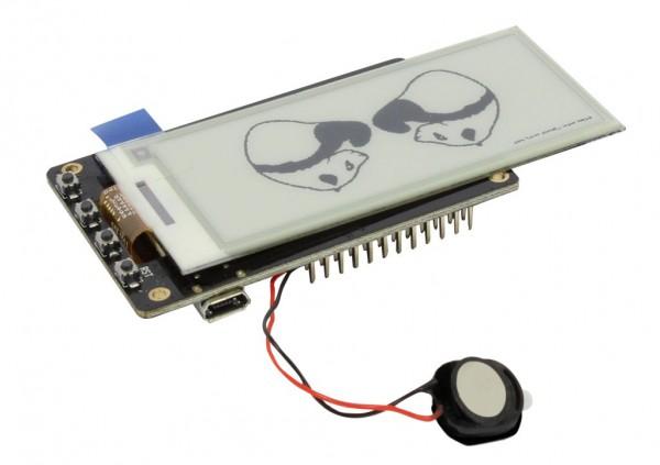 4duino E-Paper/Tinta electrónica IoT WLAN ESP32 b/n