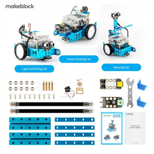 Makeblock 98052 mBot Add-on Pack-Servo