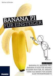 """banana pi Libro """"Banana Pi para principiantes"""""""
