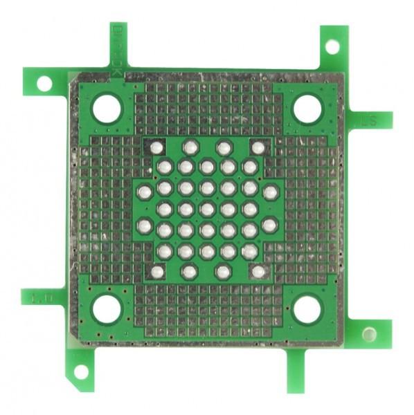 Brick'R'Knowledge Placa de circuito impreso 2,54