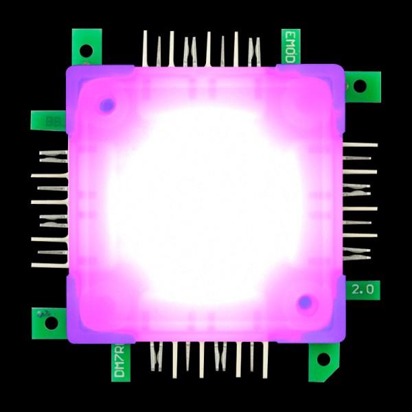 Brick'R'knowledge Brick LED Color Violeta