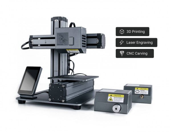 Snapmaker Impresora3D 3en1 Reacondicionada