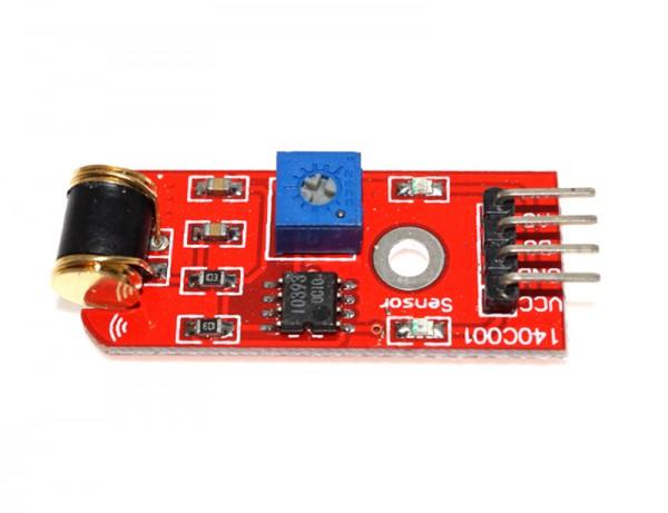 4duino Sensor de vibración Analog/Digital