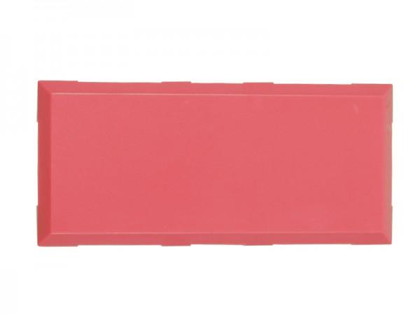 ALLNET Brick'R'knowledge Carcasa magenta 2x1 Pack de 10uds