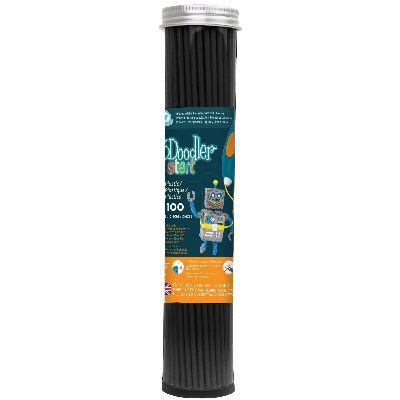 """3Doodler Filamento STEAM """"Charcoal Black"""" 100uds"""