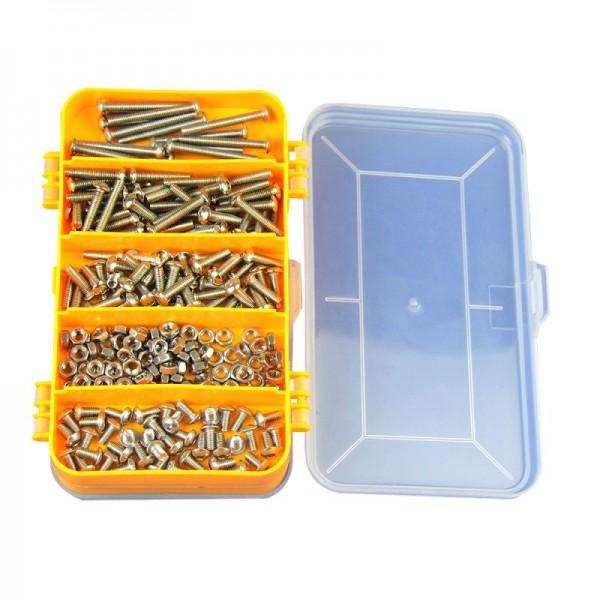 Makeblock Pack Hardware (tornillos niquelados)