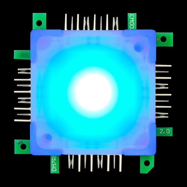 ALLNET Brick'R'knowledge Brick LED Color Azul