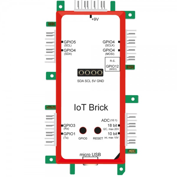 Brick'R'Knowledge Brick IoT