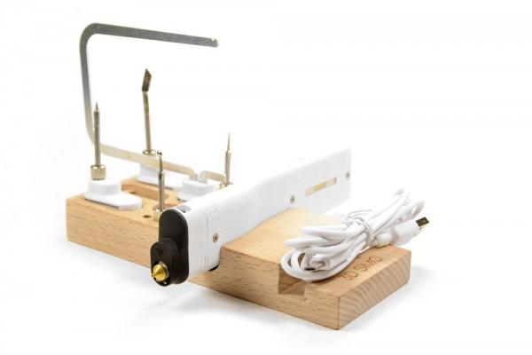 3Dsimo Soporte de madera