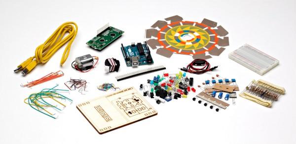 Arduino® Starter Kit - Inglés
