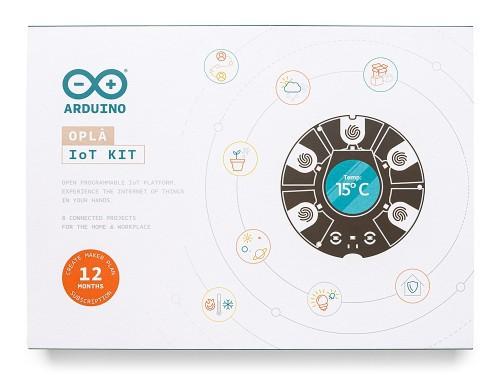 Arduino Oplá IoT Kit