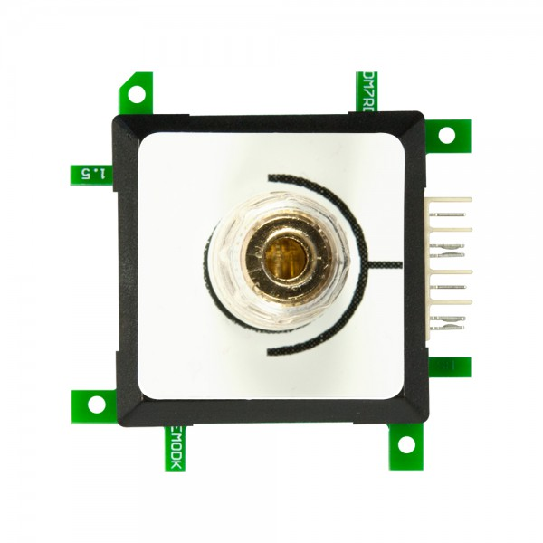 Brick'R'knowledge Adapt. de medida 4mm con abrazadera