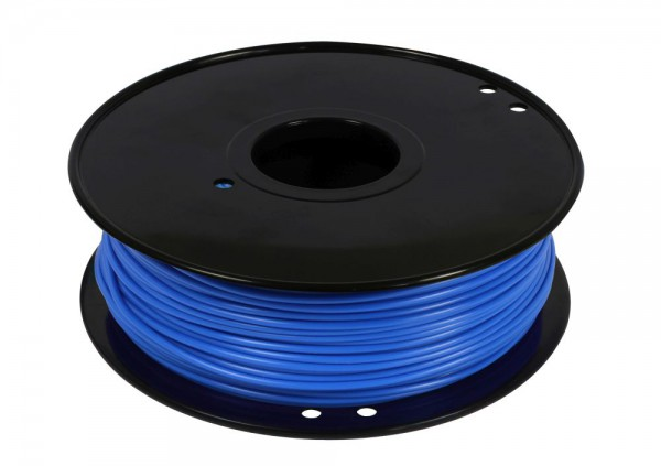 Synergy 21 Filamento 3D PC 1,75mm, azul fluorescente