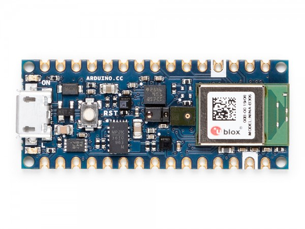 Arduino® ABX00034 Nano 33 BLE con cabezales