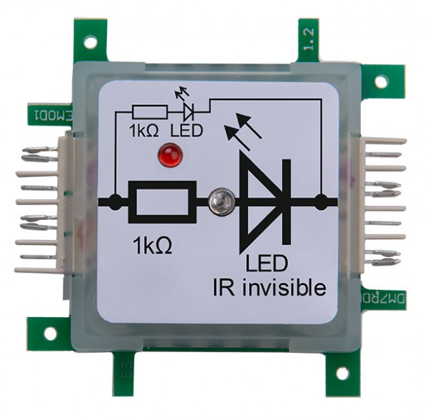 Brick'R'knowledge LED IR