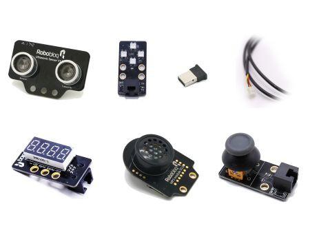 "Robobloq Pack ""Q-tronics C"" 7-en-1 STEAM"