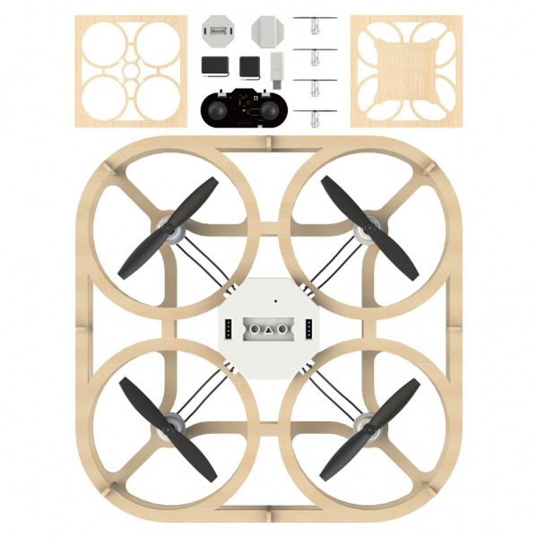 Airwood P202 Kit Dron Cubee DiY