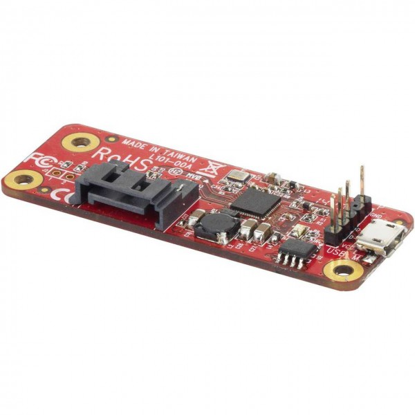 Módulo de extensión mSATA SSD para Raspberry Pi