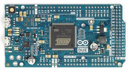 Arduino® Due (sin cabezales)