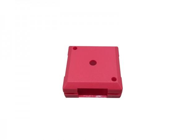 ALLNET Brick'R'knowledge Carcasa de plástico rojo, 10uds
