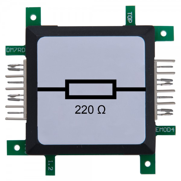Brick'R'knowledge Resistencia 220 Ohm