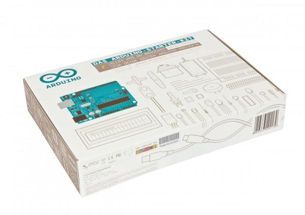 Arduino® Starter kit Alemán